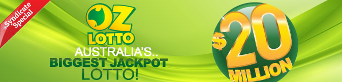Play Oz Lotto Online